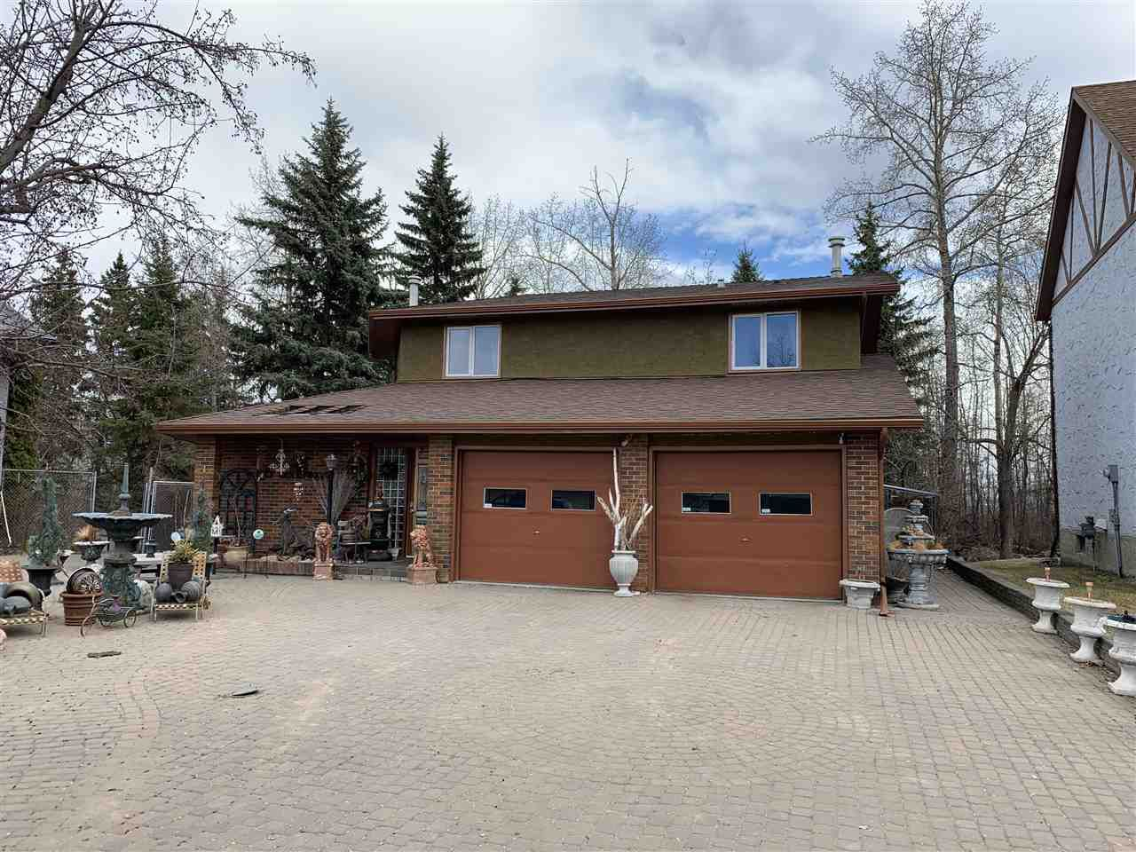 Main Photo: 50 GOODRIDGE Drive: St. Albert House for sale : MLS®# E4152822