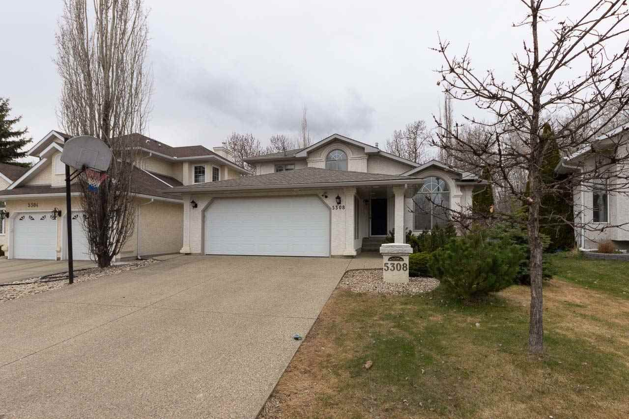 Main Photo: 5308 187 Street in Edmonton: Zone 20 House for sale : MLS®# E4153698