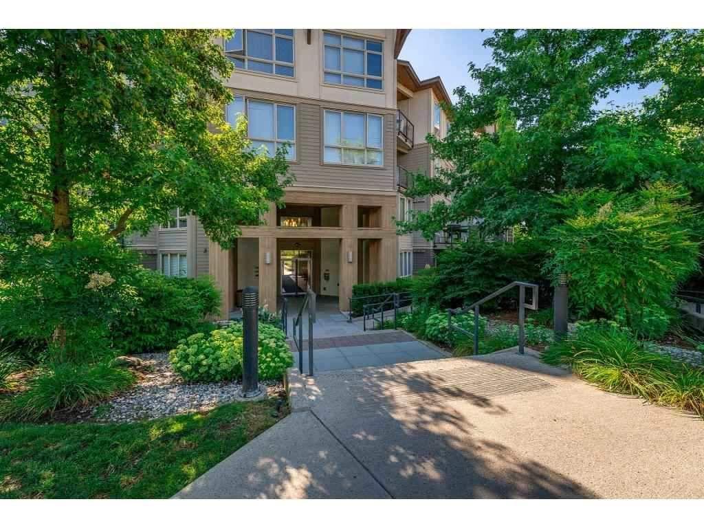 """Main Photo: 212 15918 26 Avenue in Surrey: Grandview Surrey Condo for sale in """"THE MORGAN"""" (South Surrey White Rock)  : MLS®# R2364588"""