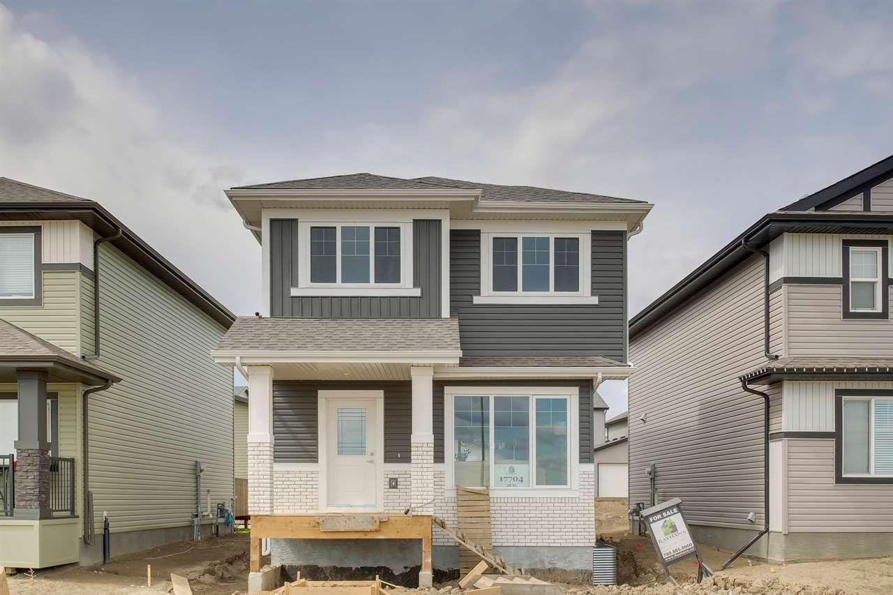 Main Photo: 17704 58 Street in Edmonton: Zone 03 House for sale : MLS®# E4160513