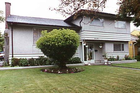 Main Photo: 9191 NO 1 ROAD: House for sale (Seafair)
