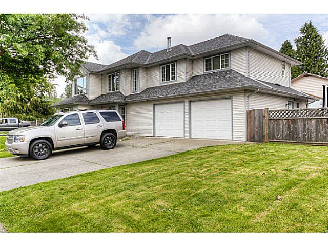Main Photo: 10385 167TH Street in Surrey: Fraser Heights House for sale (North Surrey)  : MLS®# F1424302