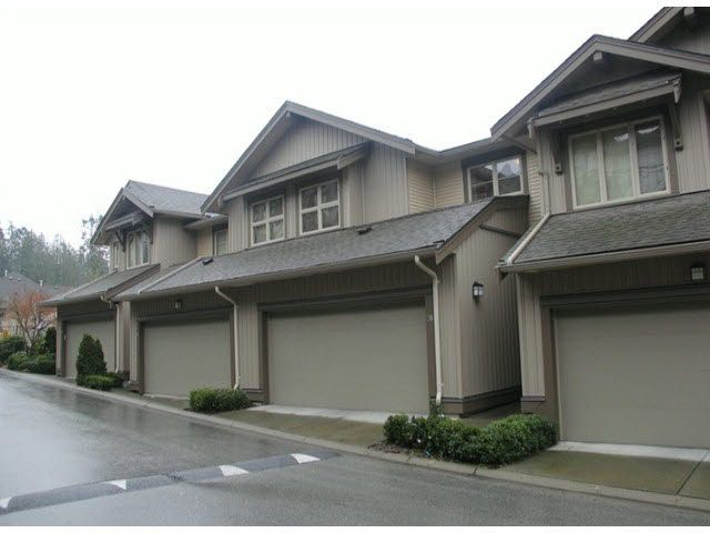 "Main Photo: 58 20326 68 Avenue in Langley: Willoughby Heights Townhouse for sale in ""SunPointe"" : MLS®# F1428910"