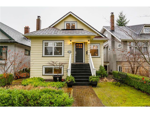 Main Photo: 761 W 26TH Avenue in Vancouver: Cambie House for sale (Vancouver West)  : MLS®# V1097757