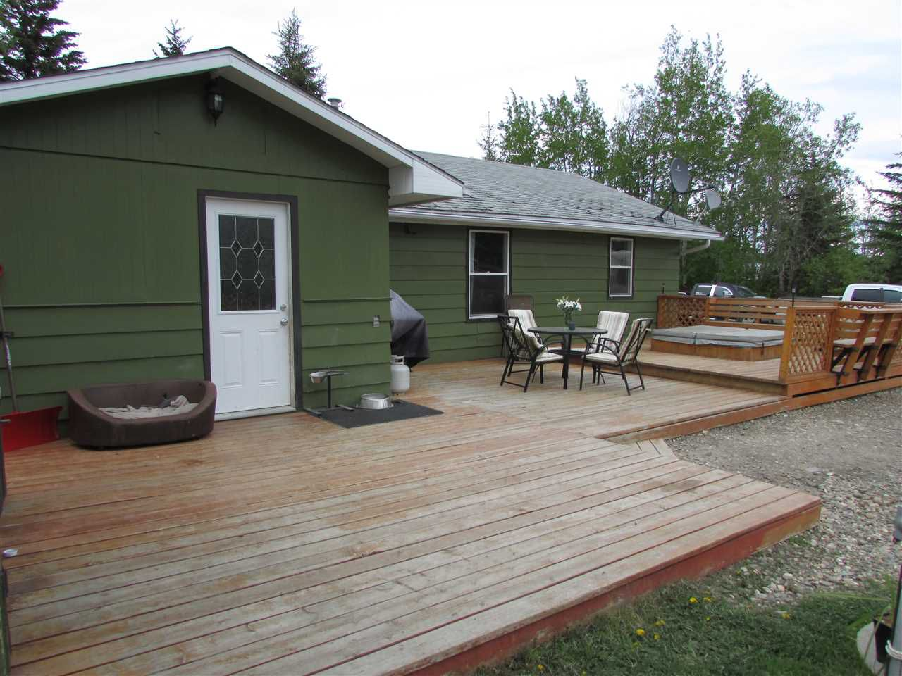 "Main Photo: 12781 OLD HOPE Road: Charlie Lake House for sale in ""CHARLIE LAKE"" (Fort St. John (Zone 60))  : MLS®# R2043655"