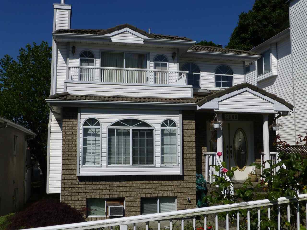 Main Photo: 2609 RENFREW Street in Vancouver: Renfrew VE House for sale (Vancouver East)  : MLS®# R2067595