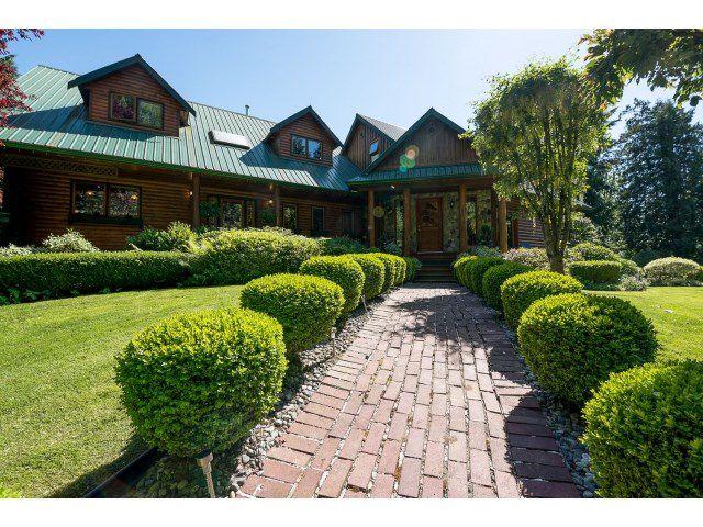 Main Photo: 3281 ATKINSON Lane in Abbotsford: Matsqui House for sale : MLS®# R2071106