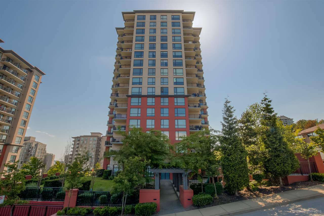 """Main Photo: 702 814 ROYAL Avenue in New Westminster: Downtown NW Condo for sale in """"NEWS NORTH"""" : MLS®# R2074822"""