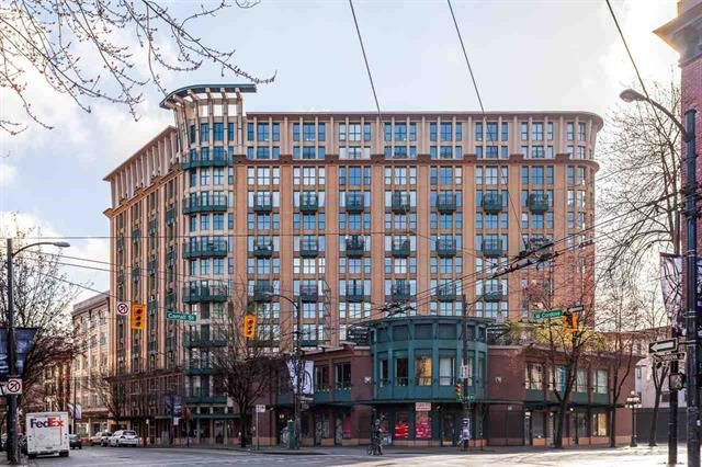 Main Photo: 209 22 E CORDOVA Street in Vancouver: Downtown VE Condo for sale (Vancouver East)  : MLS®# R2106968
