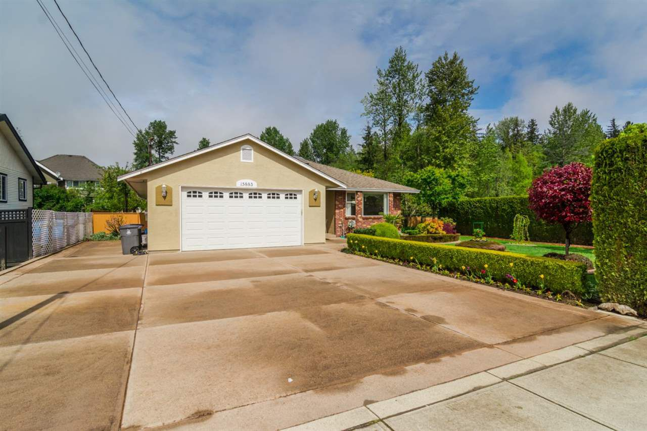 Main Photo: 15883 108TH Avenue in Surrey: Fraser Heights House for sale (North Surrey)  : MLS®# R2118938