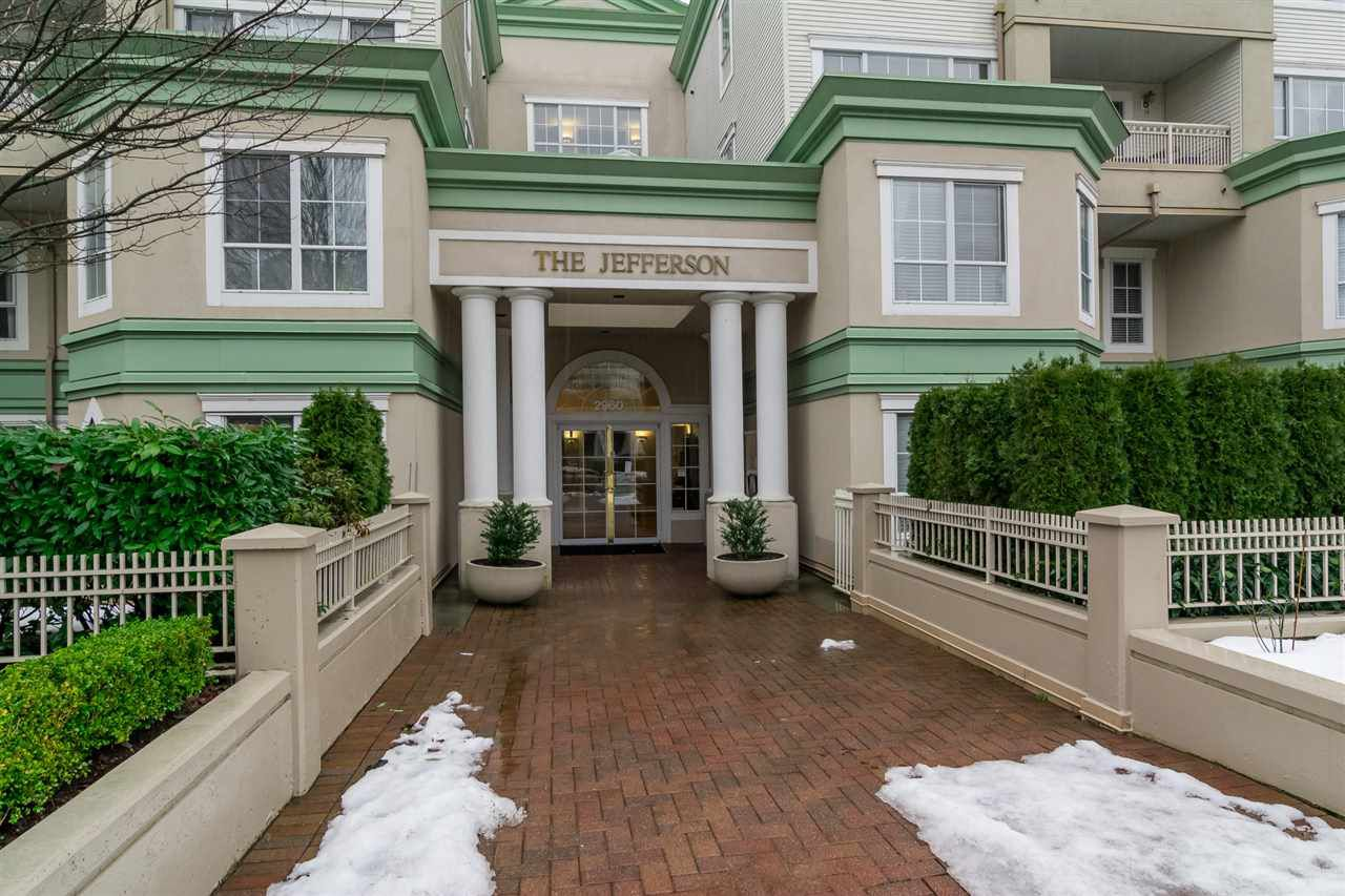 Main Photo: 101 2960 PRINCESS Crescent in Coquitlam: Canyon Springs Condo for sale : MLS®# R2128402