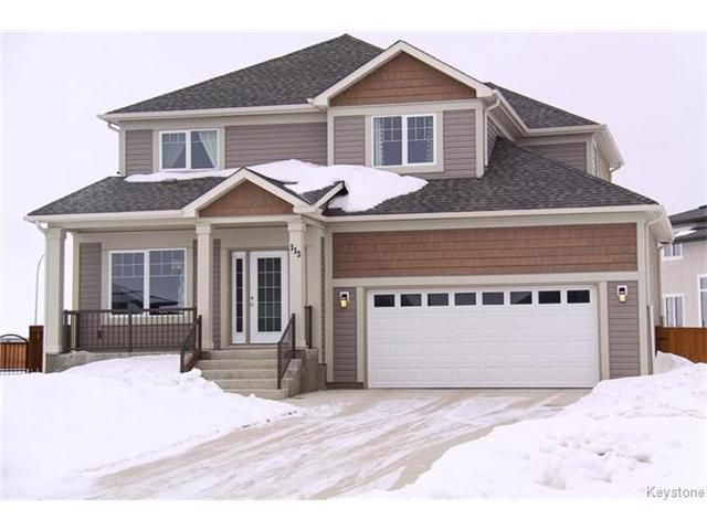 Main Photo: 113 Hill Grove Point in Winnipeg: Bridgwater Forest Residential for sale (1R)  : MLS®# 1701795