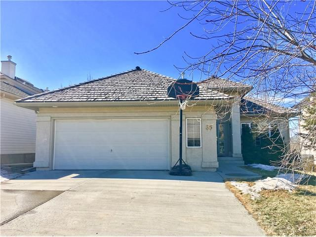 Main Photo: 35 GLENEAGLES View: Cochrane House for sale : MLS®# C4106773