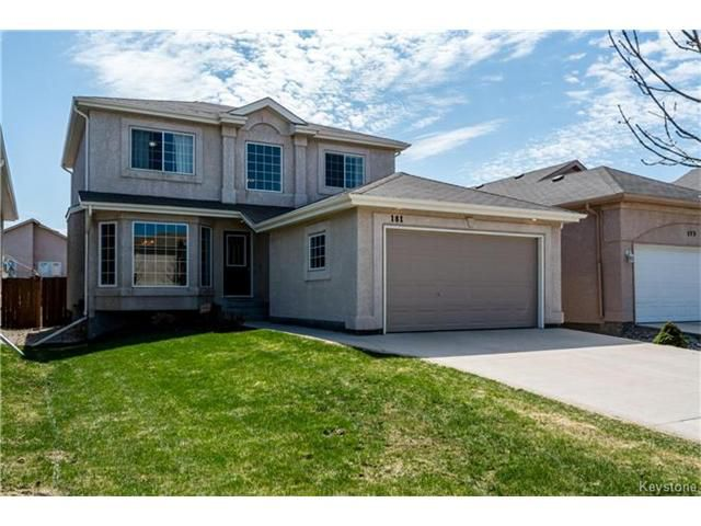 Main Photo: 181 Wayfield Drive in Winnipeg: Richmond West Residential for sale (1S)  : MLS®# 1710937