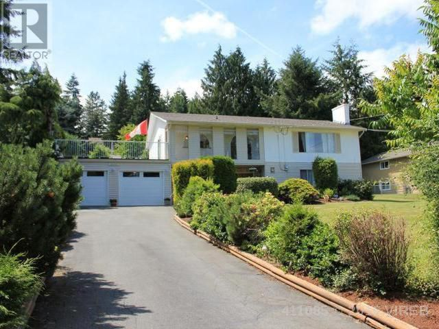 Main Photo: 2057 Lakeside Drive in Nanaimo: House for sale : MLS®# 411085