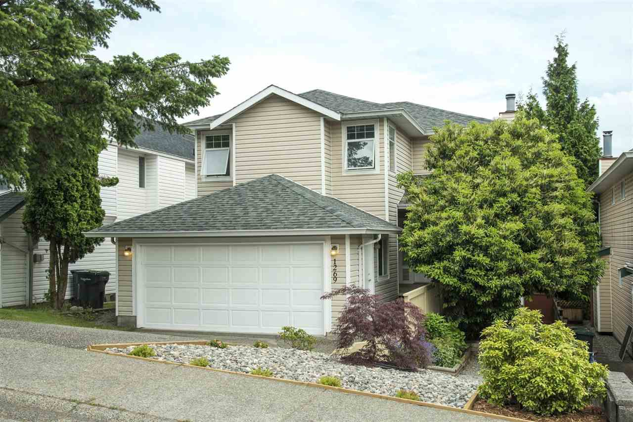 Main Photo: 1269 MICHIGAN Drive in Coquitlam: Canyon Springs House for sale : MLS®# R2182881
