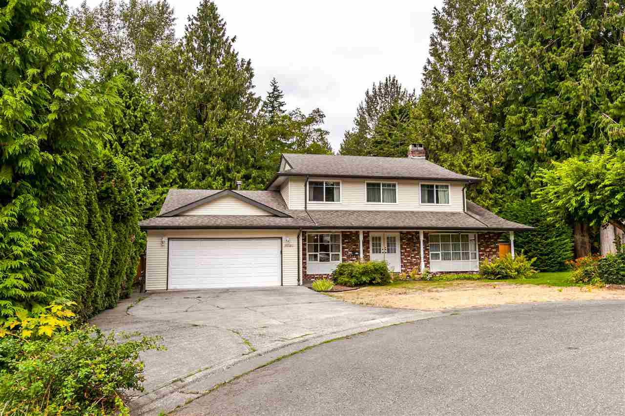 """Main Photo: 20140 37 Avenue in Langley: Brookswood Langley House for sale in """"Brookswood"""" : MLS®# R2197603"""
