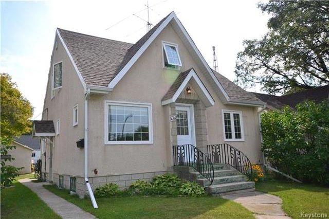 Main Photo: 400 St Jean Baptiste Street in Winnipeg: St Boniface Residential for sale (2A)  : MLS®# 1721783