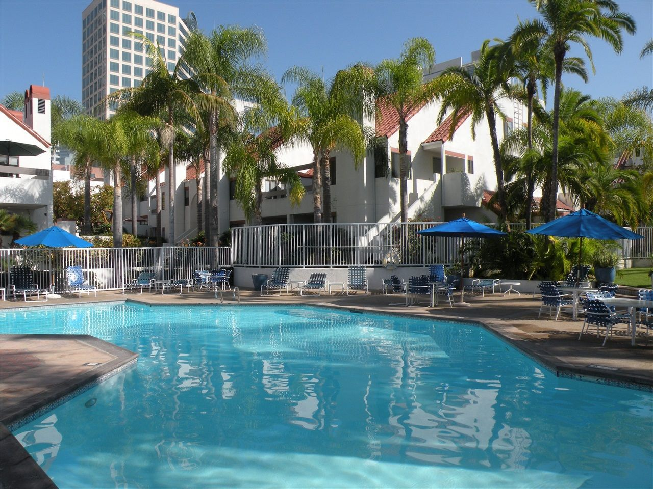 Main Photo: DOWNTOWN Condo for sale : 1 bedrooms : 701 Kettner Blvd #133 in San Diego