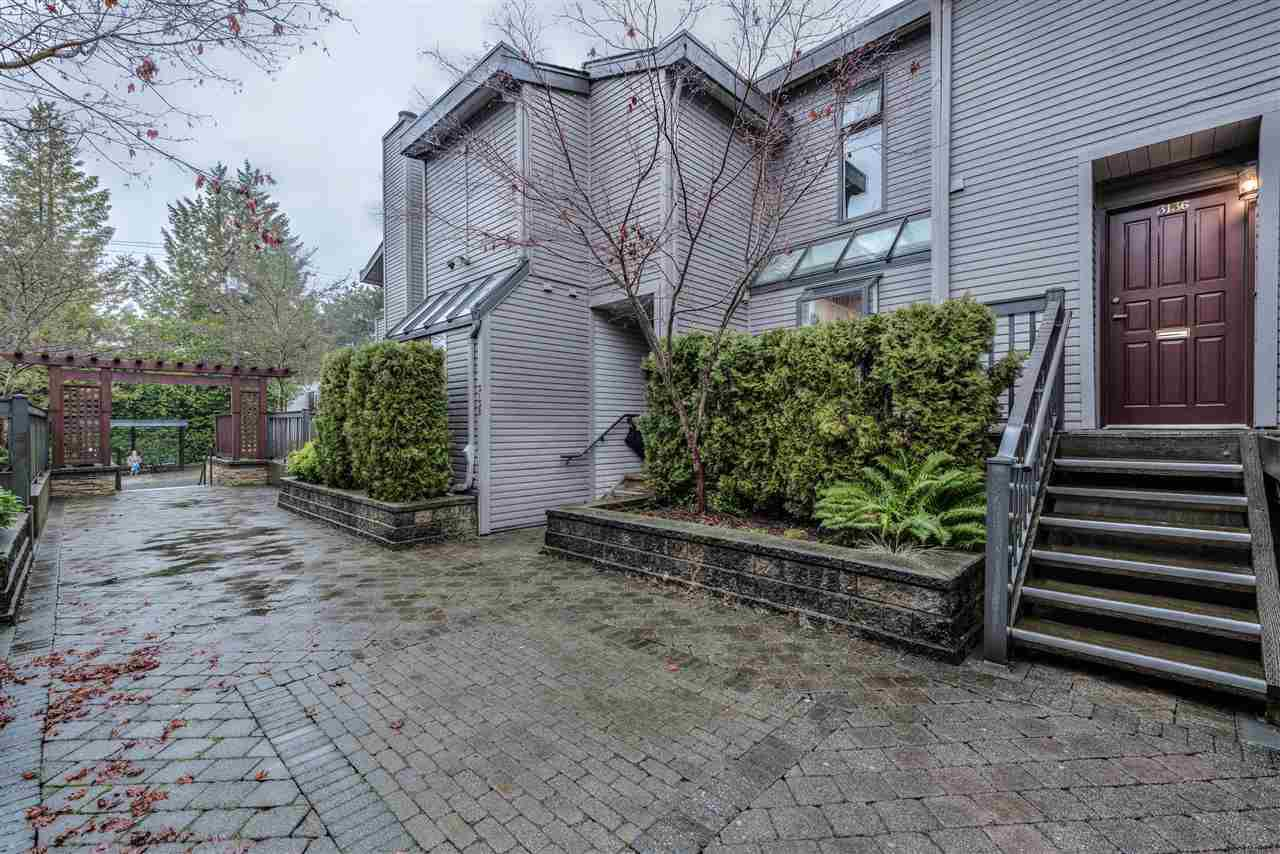 "Main Photo: 3136 LONSDALE Avenue in North Vancouver: Upper Lonsdale Townhouse for sale in ""Lonsdale Mews"" : MLS®# R2233142"