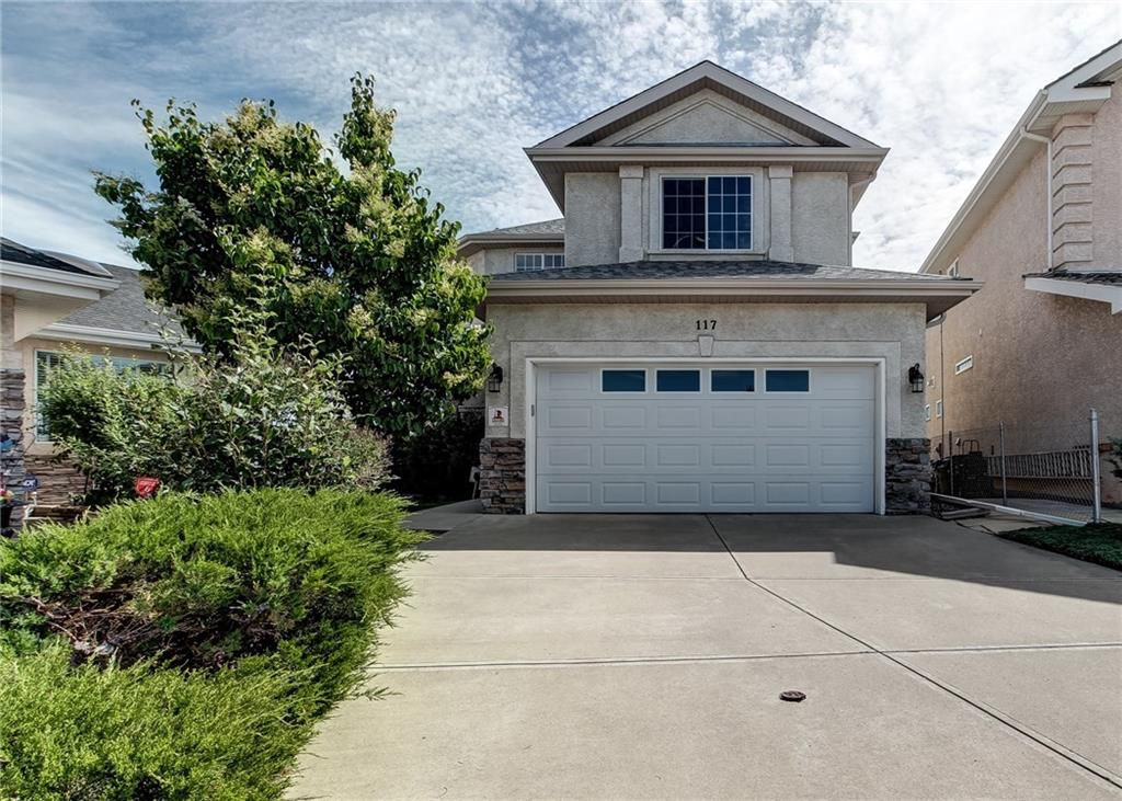 Main Photo: 117 Chaparral Ridge Way SE: Detached for sale (Calgary)  : MLS®# C4072063