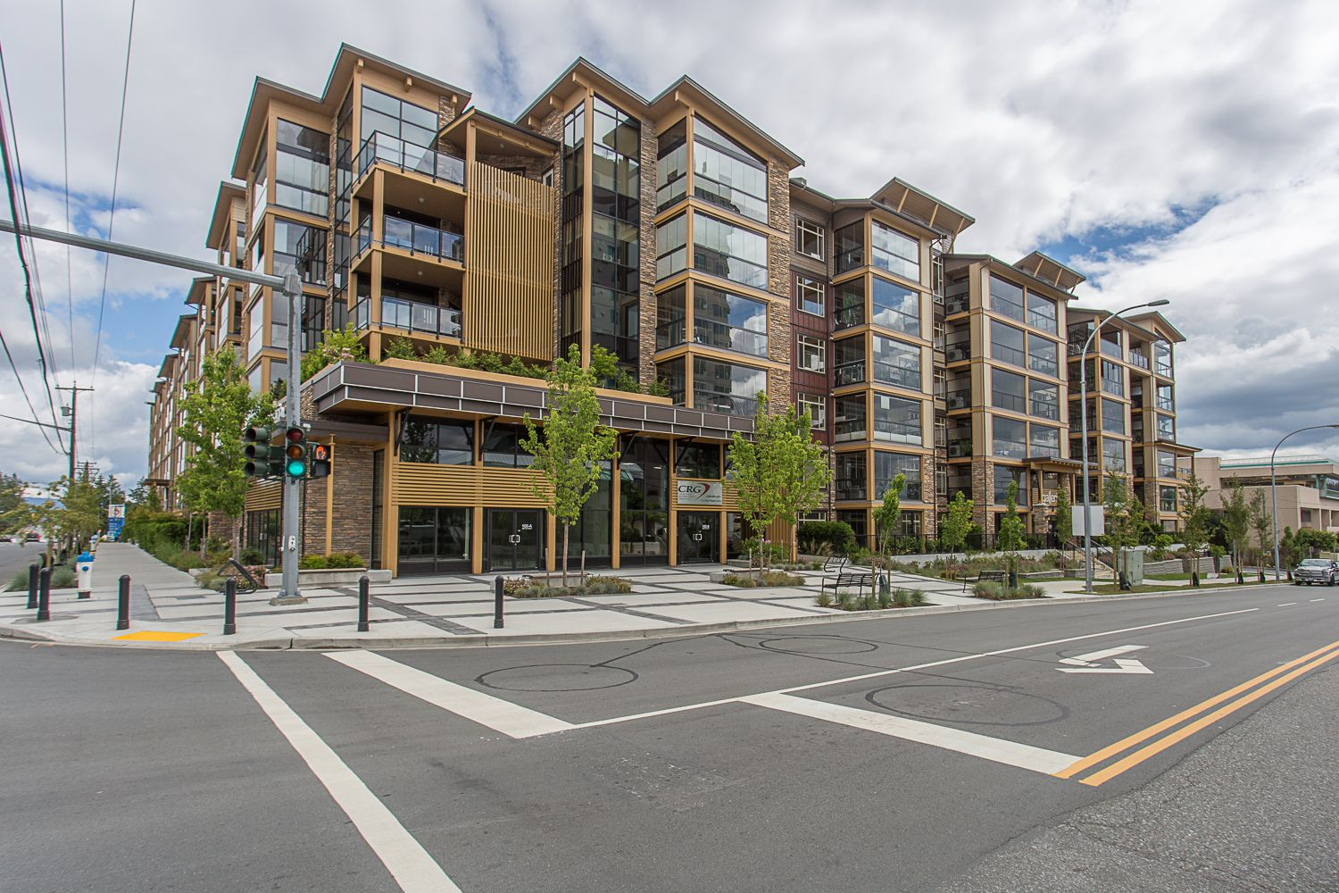 "Main Photo: 514 2860 TRETHEWEY Street in Abbotsford: Abbotsford West Condo for sale in ""La Galleria"" : MLS®# R2275250"