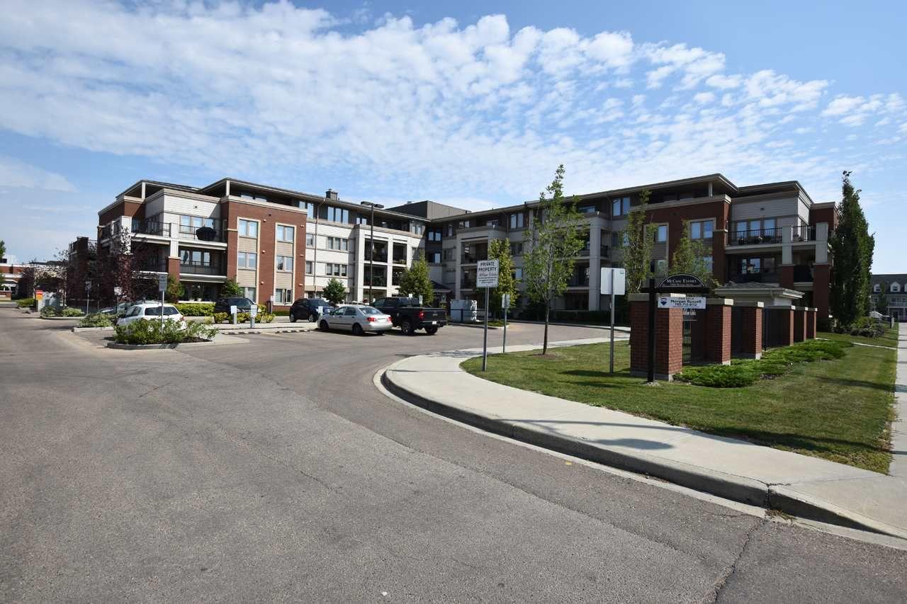 Main Photo: 208 4450 MCCRAE Avenue in Edmonton: Zone 27 Condo for sale : MLS®# E4123858