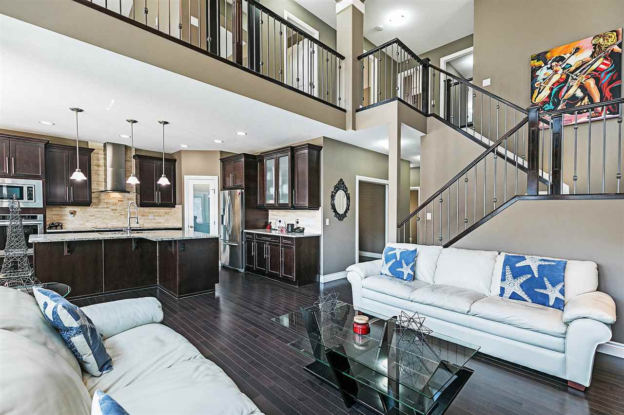 Main Photo: 5428 EDWORTHY Way in Edmonton: Zone 57 House for sale : MLS®# E4124528