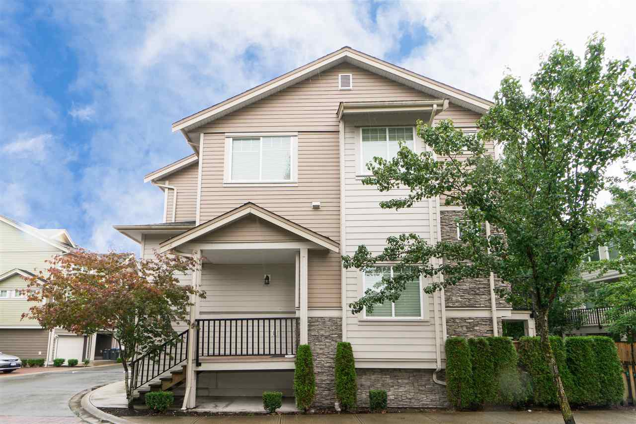 """Main Photo: 48 15399 GUILDFORD Drive in Surrey: Guildford Townhouse for sale in """"Guildford Greens"""" (North Surrey)  : MLS®# R2305149"""