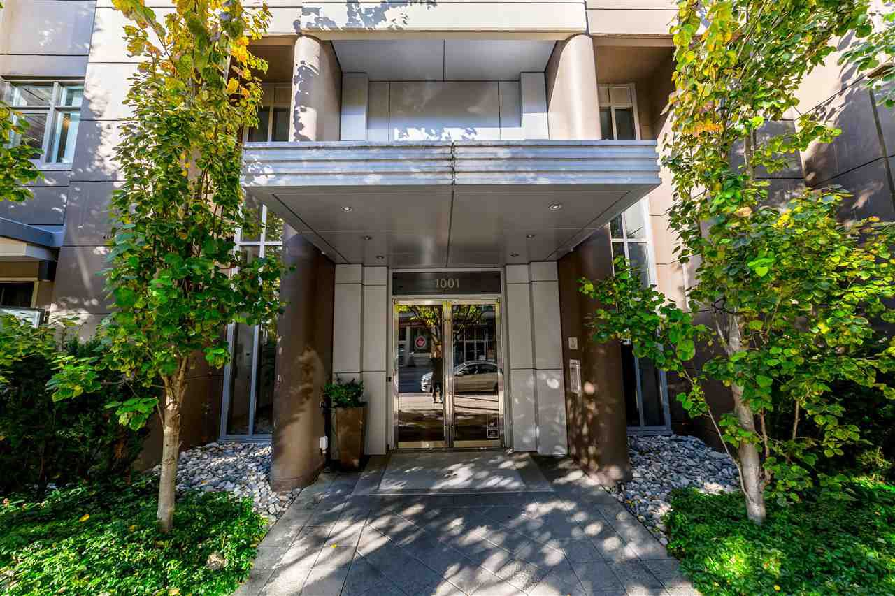 "Main Photo: 705 1001 HOMER Street in Vancouver: Yaletown Condo for sale in ""BENTLEY"" (Vancouver West)  : MLS®# R2312104"