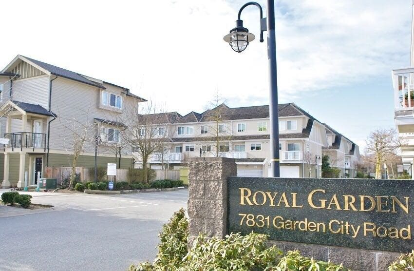 Main Photo: 9 7831 GARDEN CITY Road in Richmond: Brighouse South Townhouse for sale : MLS®# R2312889