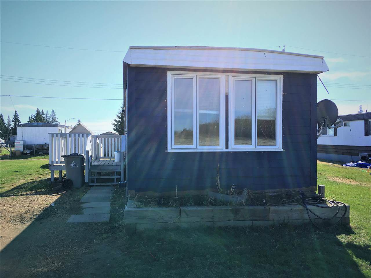 Main Photo: 5307 54 Street: Clyde Mobile for sale : MLS®# E4137722