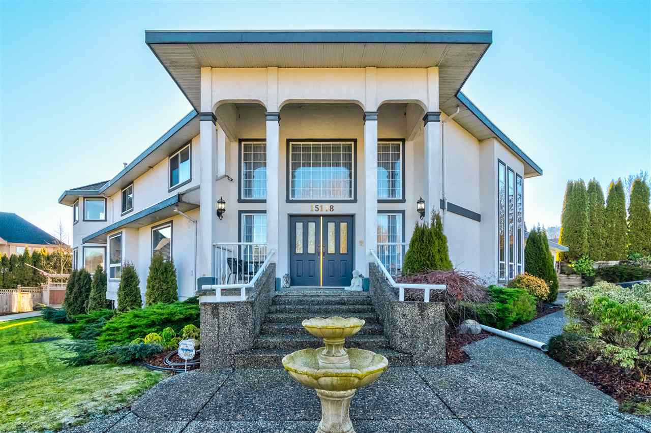 """Main Photo: 15148 75 Avenue in Surrey: East Newton House for sale in """"CHIMNEY HILL"""" : MLS®# R2336628"""