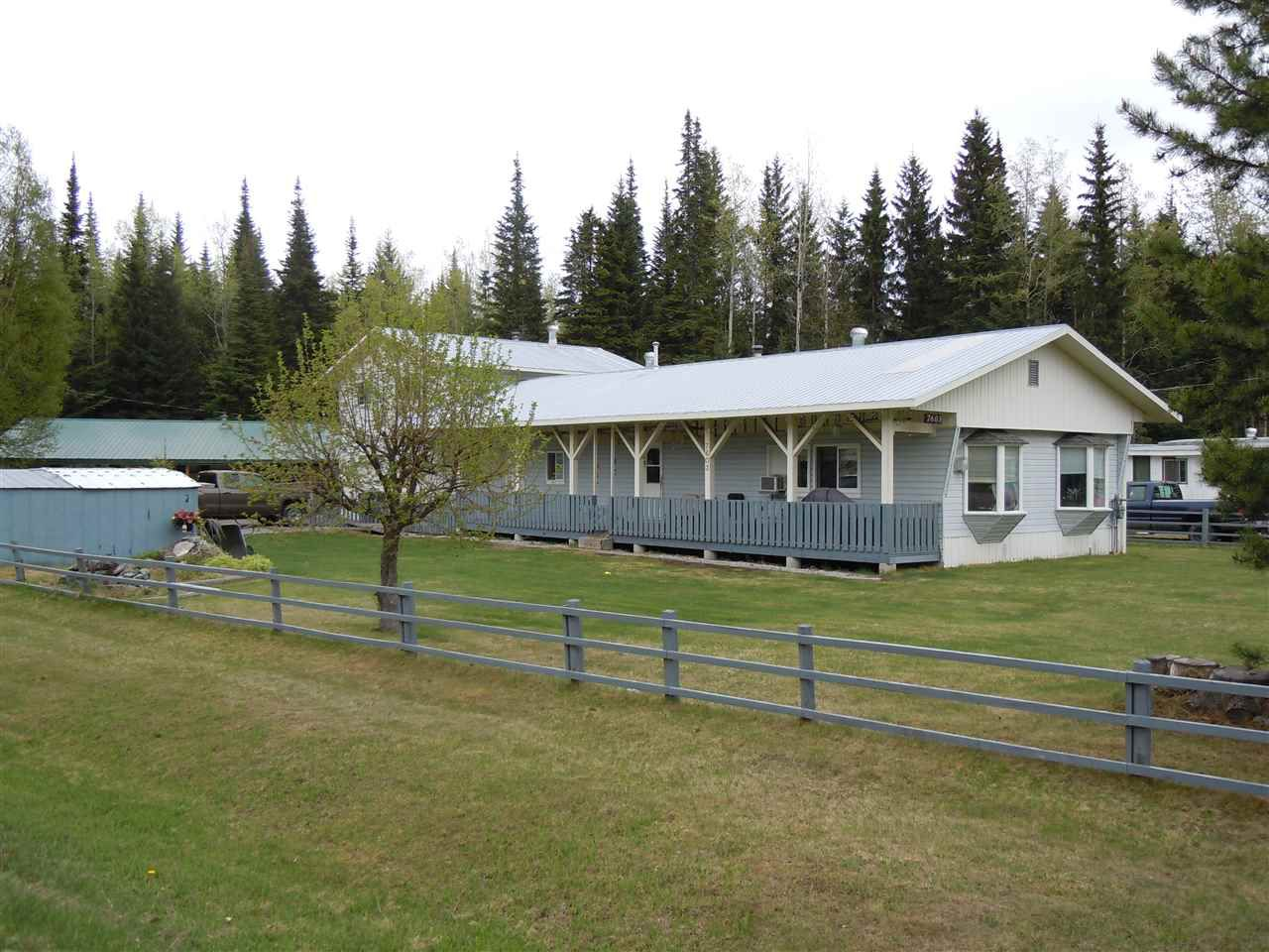 Main Photo: 7603 SAPPHIRE Crescent in Prince George: Emerald Manufactured Home for sale (PG City North (Zone 73))  : MLS®# R2355698