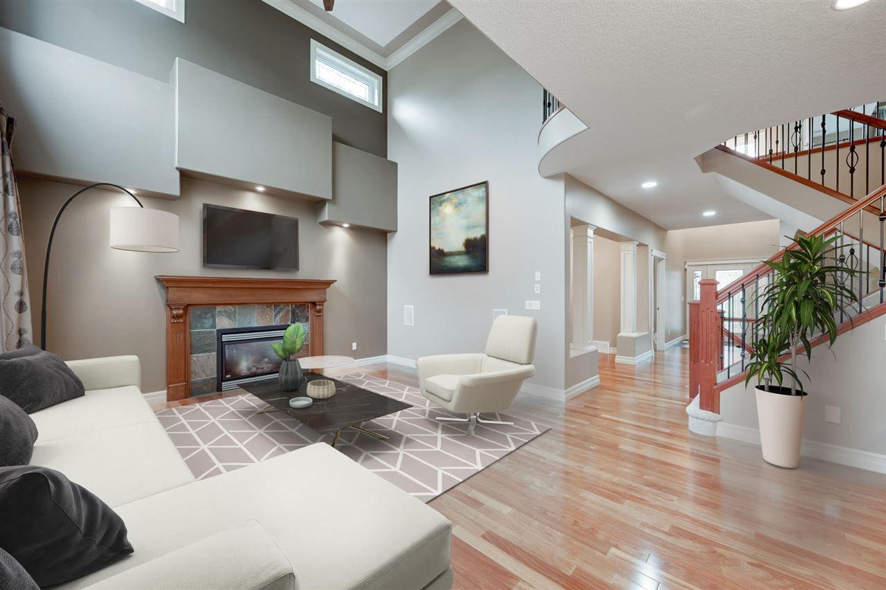 Main Photo: 580 HODGSON Road in Edmonton: Zone 14 House for sale : MLS®# E4154265