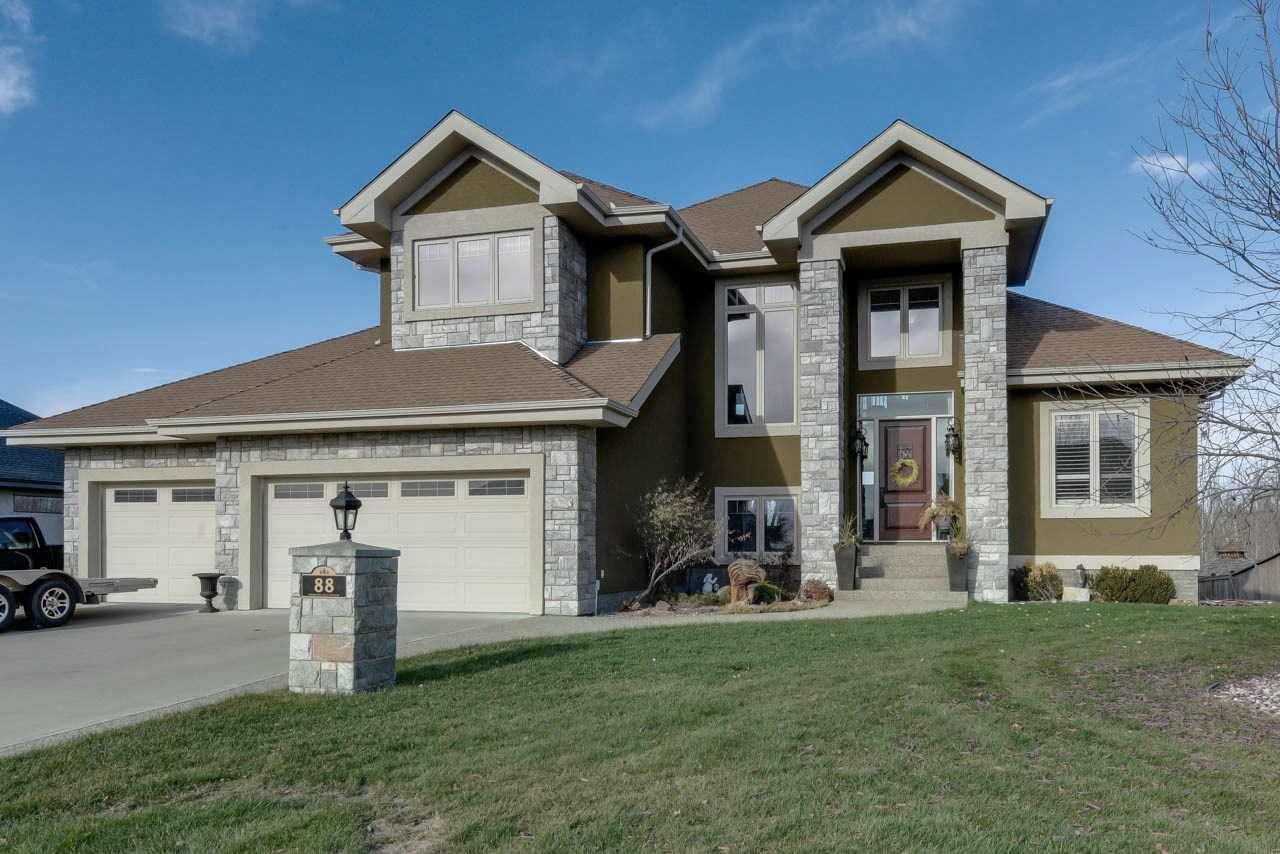 Main Photo: 88 23033 WYE Road: Rural Strathcona County House for sale : MLS®# E4154549