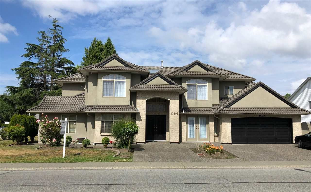 Main Photo: 12203 75 Avenue in Surrey: West Newton House for sale : MLS®# R2384658