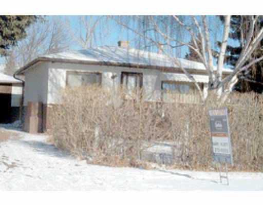 Main Photo:  in : Montgomery Residential Detached Single Family for sale (Calgary)  : MLS®# C2154535