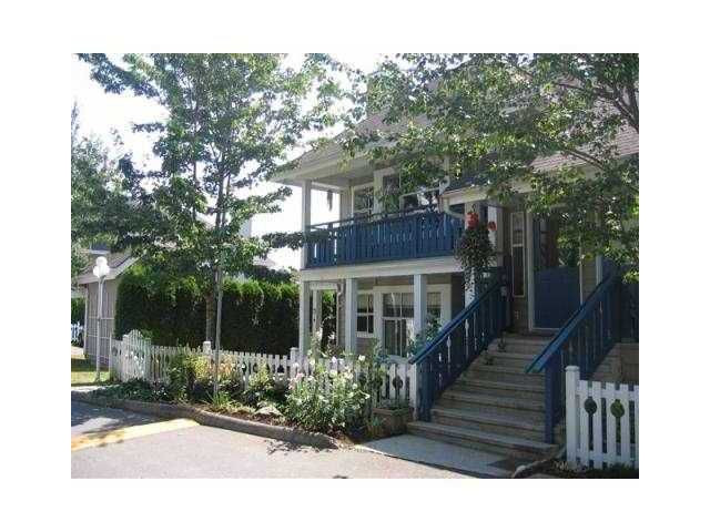 """Main Photo: 74 12099 237TH Street in Maple Ridge: East Central Townhouse for sale in """"GABRIOLA"""" : MLS®# V872819"""