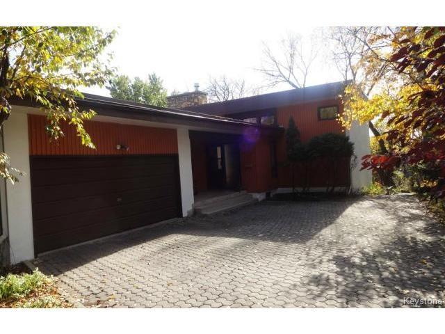 Main Photo: 3304 Assiniboine Avenue in WINNIPEG: Westwood / Crestview Residential for sale (West Winnipeg)  : MLS®# 1323408