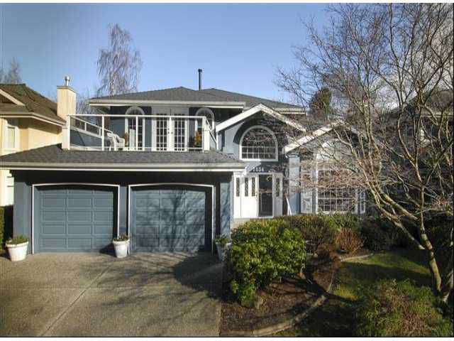 "Main Photo: 1834 OCEAN PARK Road in Surrey: Crescent Bch Ocean Pk. House for sale in ""Ocean Park"" (South Surrey White Rock)  : MLS®# F1403955"