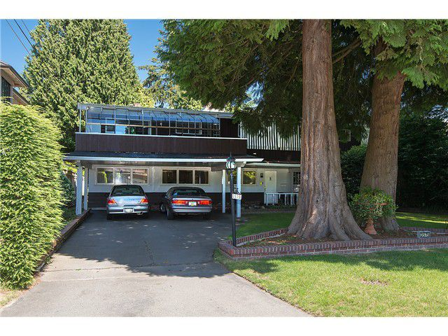 "Main Photo: 3575 W 49TH Avenue in Vancouver: Southlands House for sale in ""Southlands"" (Vancouver West)  : MLS®# V1084209"