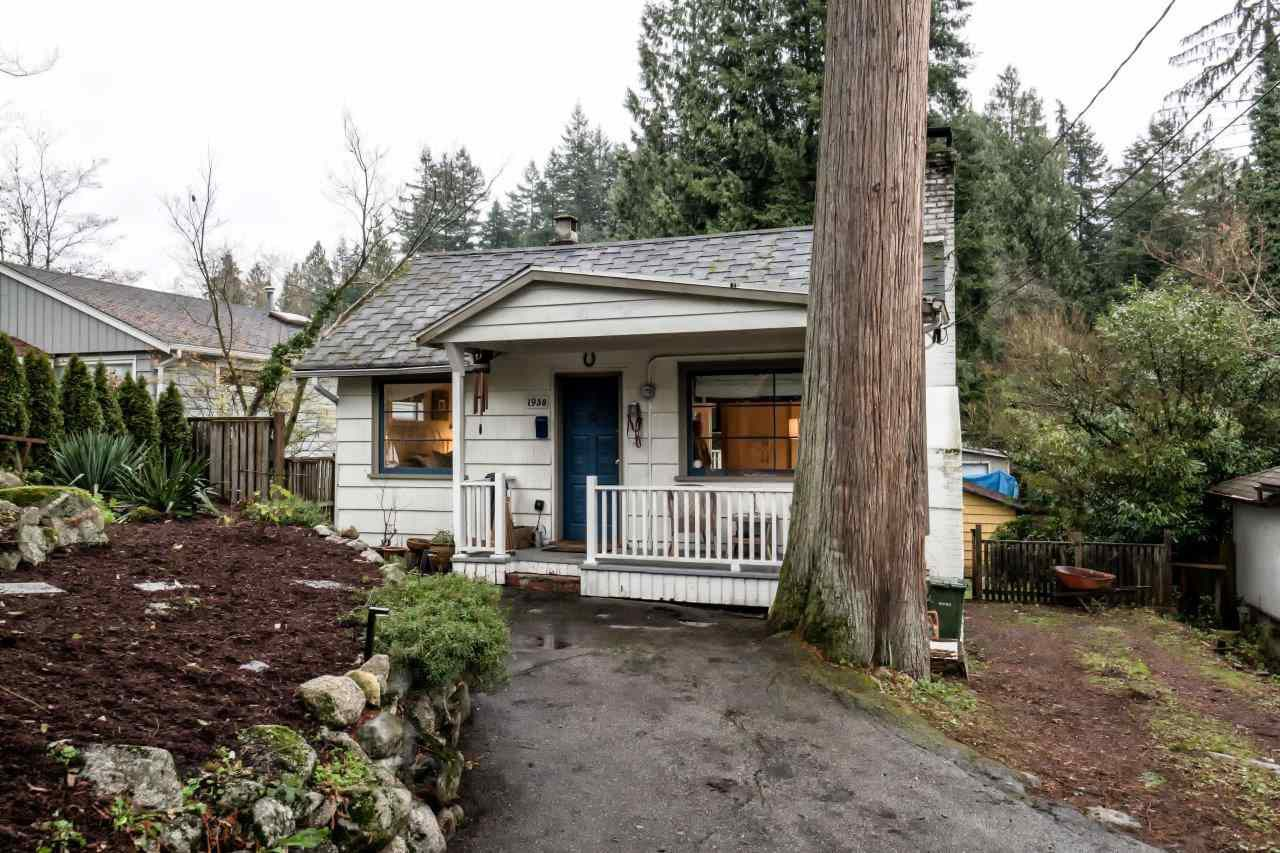 Main Photo: 1930 BANBURY Road in North Vancouver: Deep Cove House for sale : MLS®# R2017212