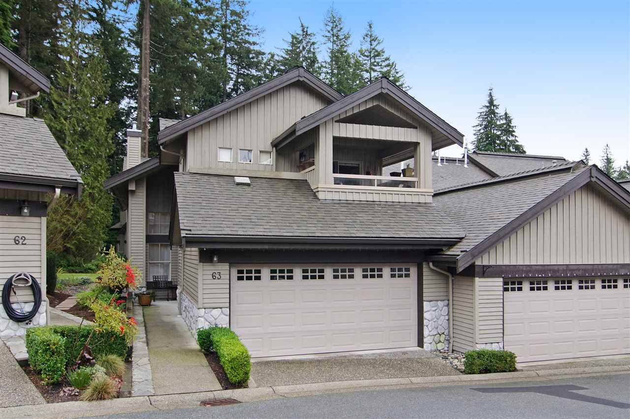 "Main Photo: 63 1550 LARKHALL Crescent in North Vancouver: Northlands Townhouse for sale in ""NAHNEE WOODS"" : MLS®# R2025165"