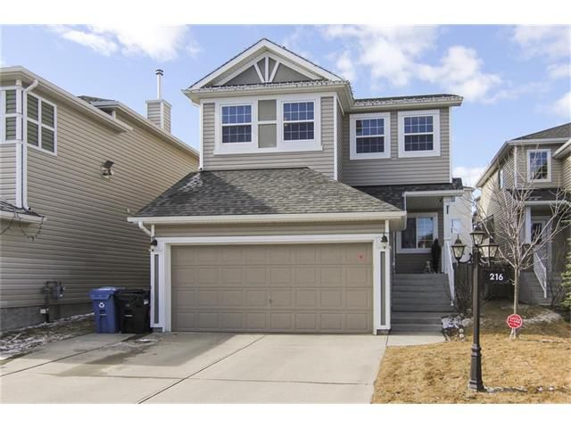 Main Photo: 216 ROYAL ELM Road NW in Calgary: Royal Oak House for sale : MLS®# C4054216