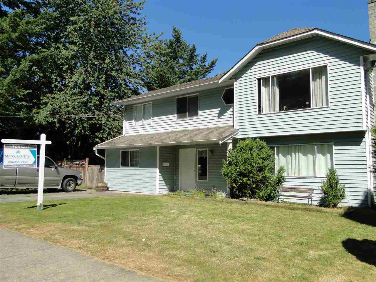 """Main Photo: 34657 IMMEL Street in Abbotsford: Abbotsford East House for sale in """"Bateman"""" : MLS®# R2093348"""