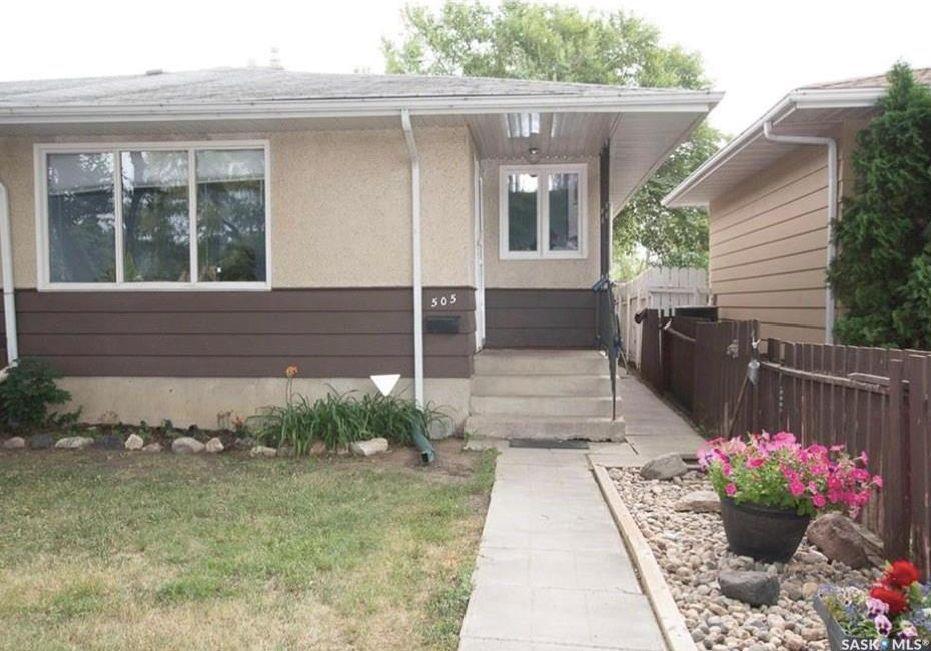 Main Photo: 505 King Street in Regina: Coronation Park Residential for sale : MLS®# SK710398