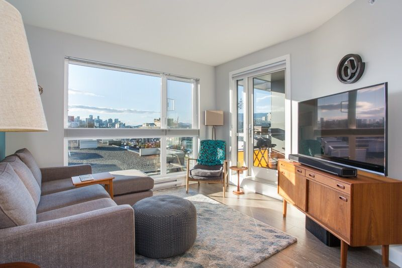 """Main Photo: 412 1588 E HASTINGS Street in Vancouver: Hastings Condo for sale in """"Boheme"""" (Vancouver East)  : MLS®# R2239215"""