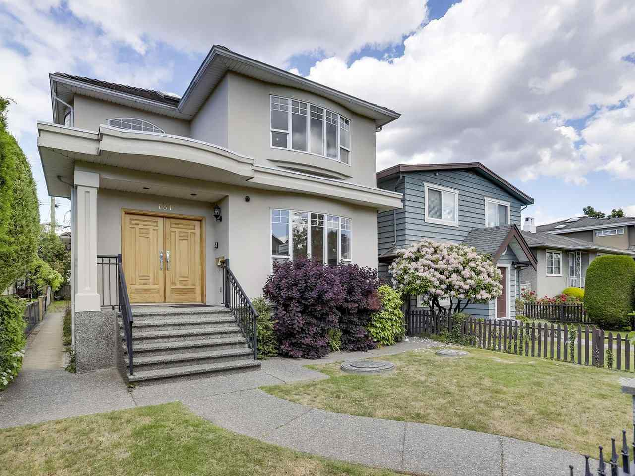 Main Photo: 131 W 48TH Avenue in Vancouver: Oakridge VW House for sale (Vancouver West)  : MLS®# R2274546