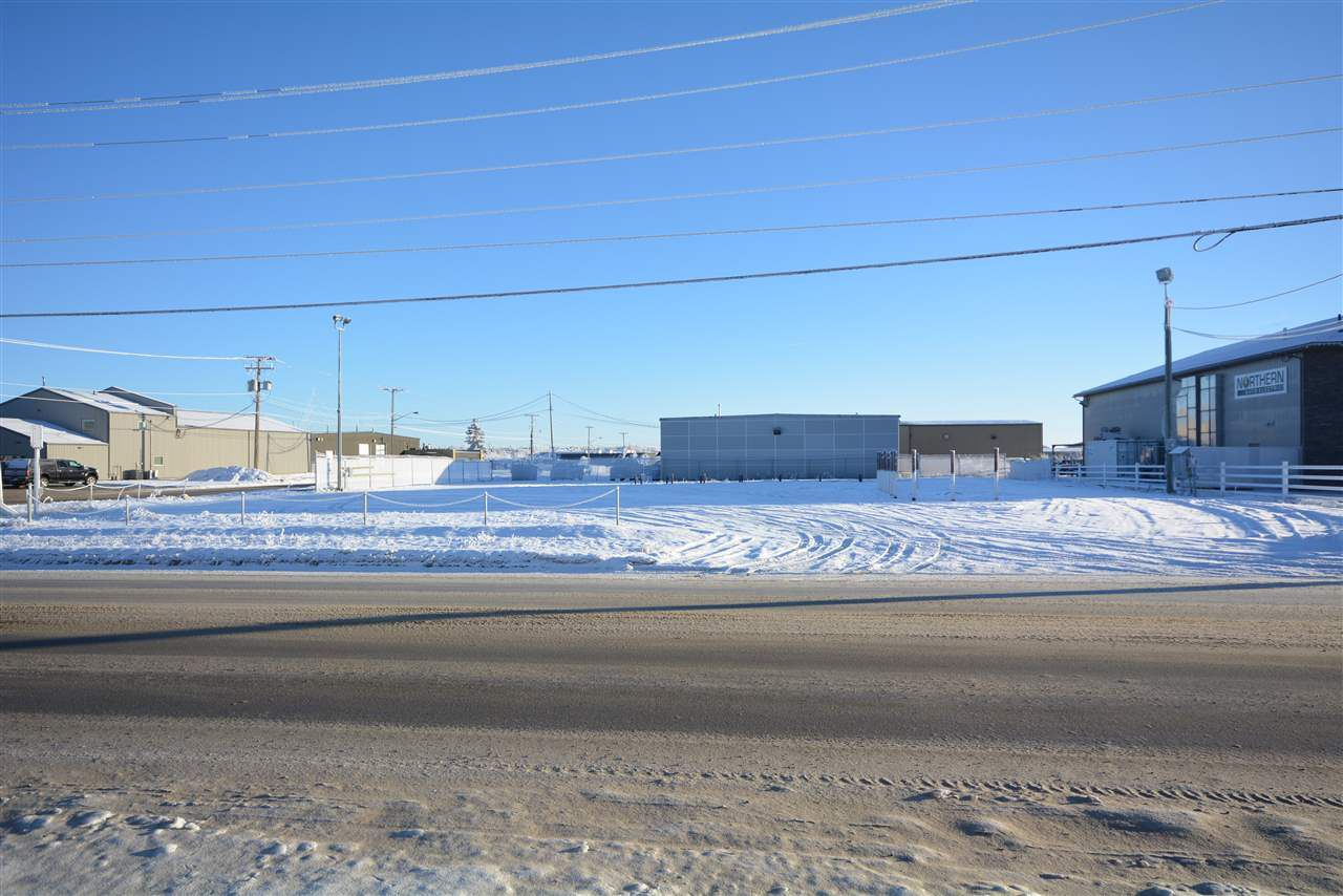 Main Photo: 10811 91 Avenue in Fort St. John: Fort St. John - City SW Land Commercial for sale (Fort St. John (Zone 60))  : MLS®# C8020114